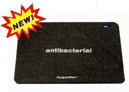 Антибактериальный защитный коврик Hygomats для пола в туалетах